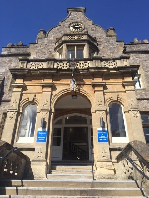 Wonford House, Exeter, Devon Partnership Trust HQ