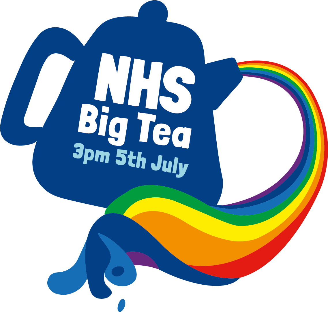 Let's raise a cuppa to our NHS