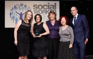 'Team of the Year' award for Daytime AMHP Service