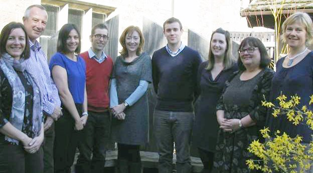 Research and Development team at Devon Partnership NHS Trust