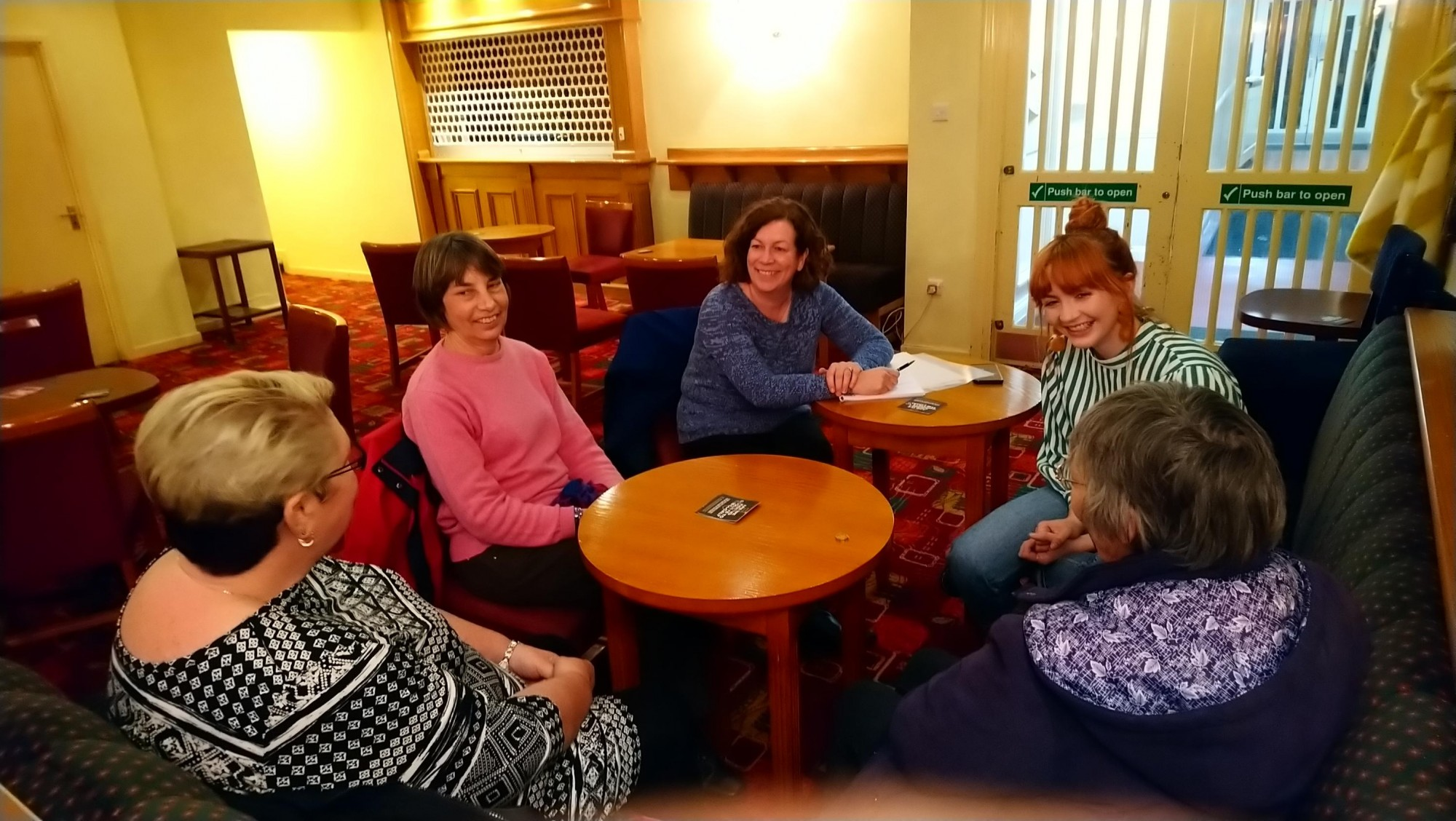 Carers Group in Bristol Dementia Wellbeing Service