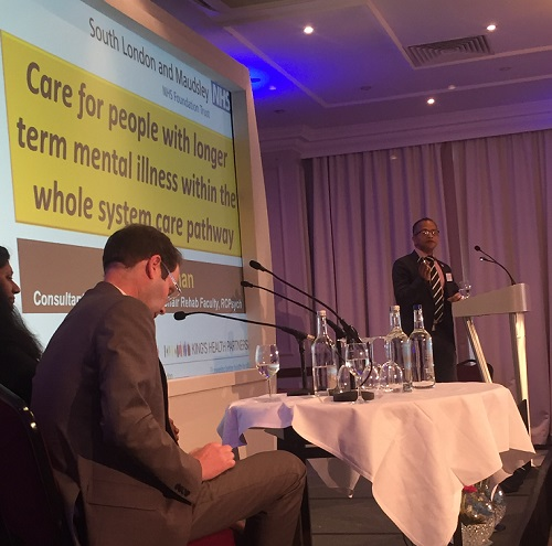 Delivering healthier communities together' conference a