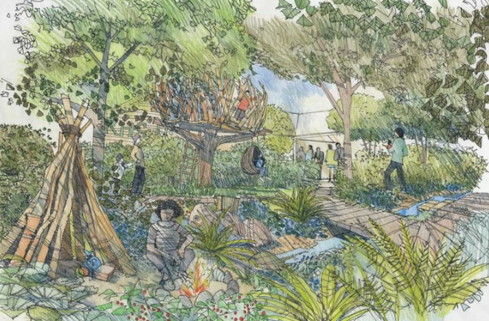 RHS Chelsea garden is coming to Langdon!