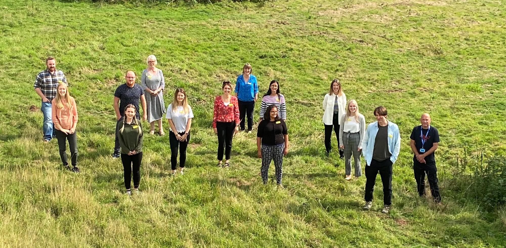 Community forensic team shortlisted for Nursing Times award