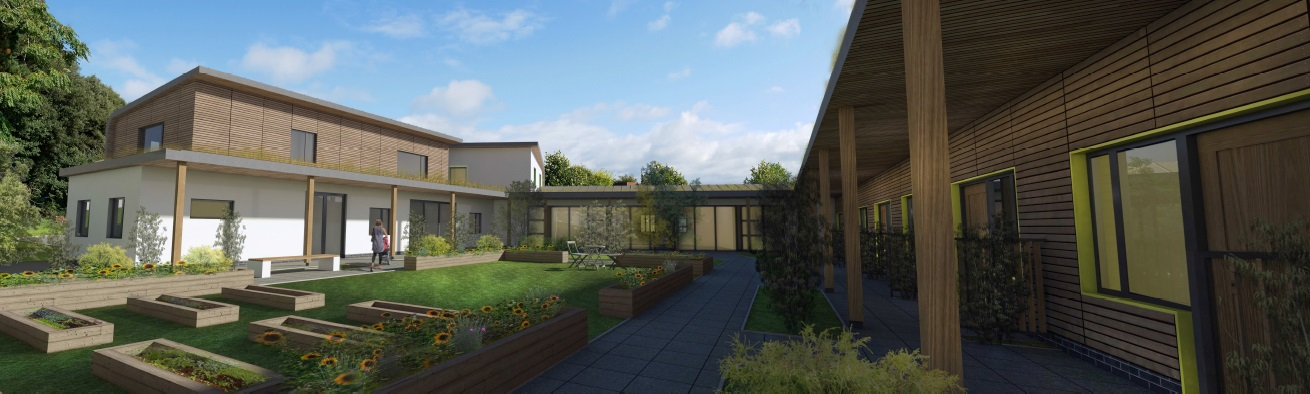 Plans submitted for Mother and Baby Unit in Exeter