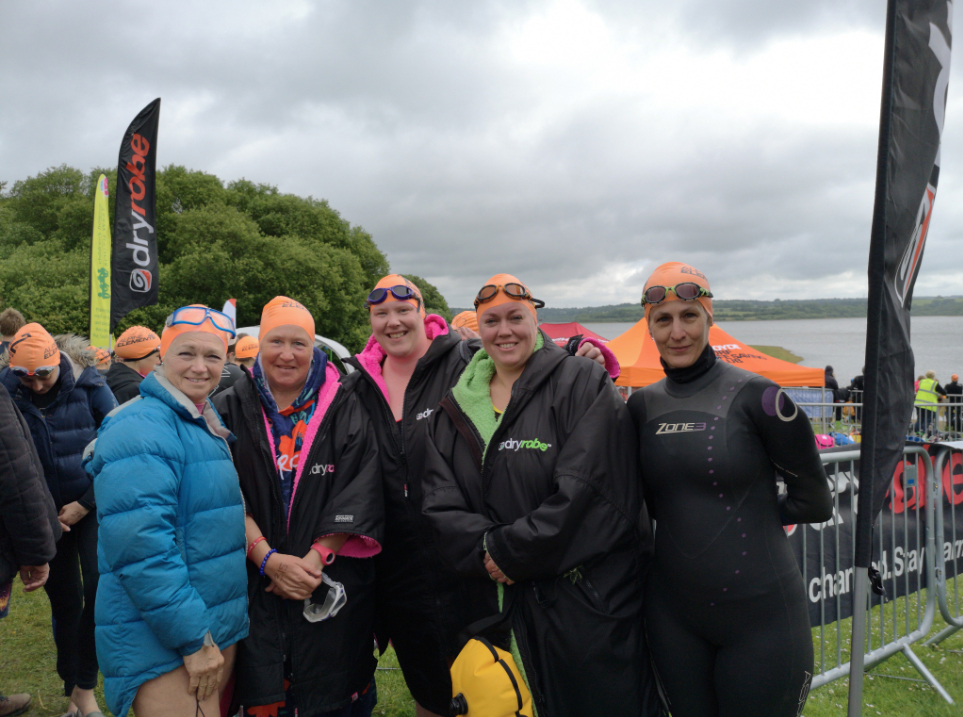 Swimming to raise funds for our charity: Daisy's story