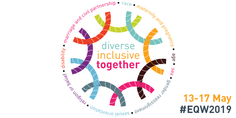 We've been chosen to be an  NHS Employers Diversity and Inclusion Partner for 2019/20