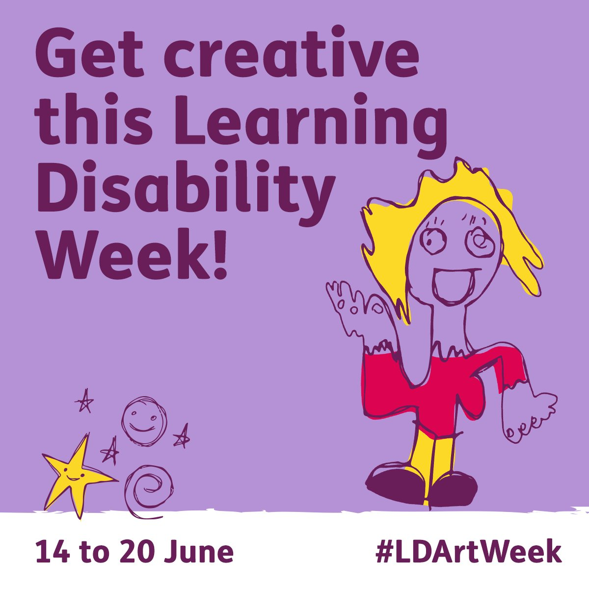 Learning Disability Week 2021 - art competition