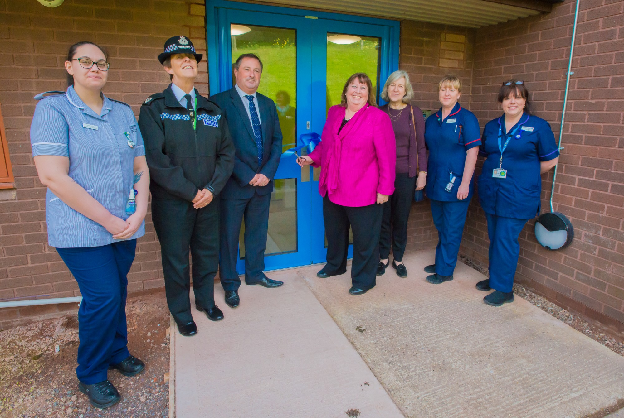 New Place of Safety suite opens