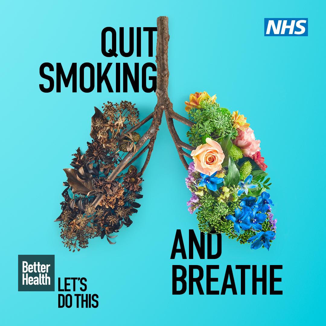 Quit smoking with Stoptober this October