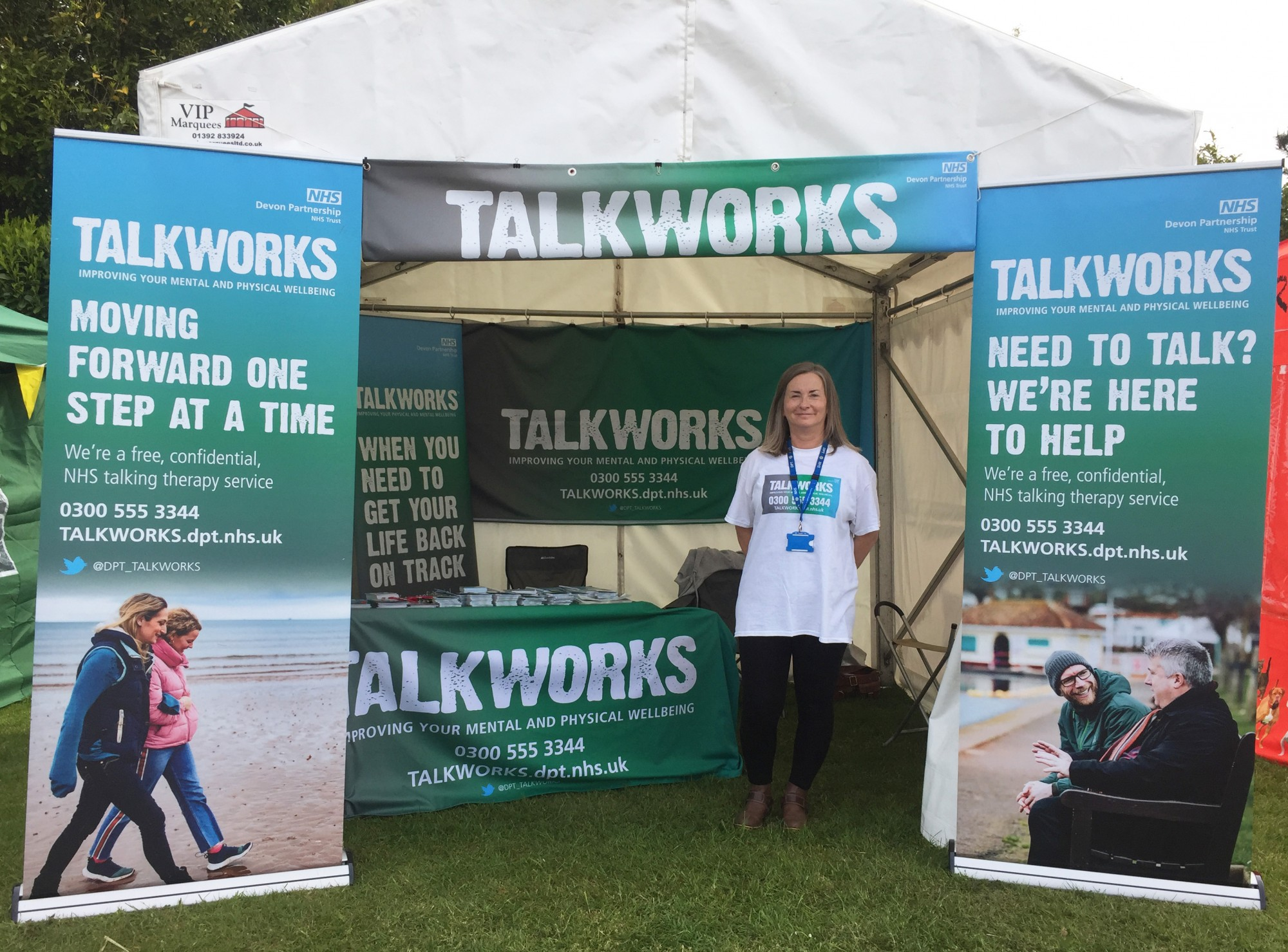 TALKWORKS at Devon County Show