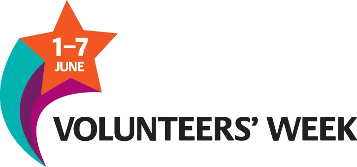 Volunteers Week: 1st-7th June 2017