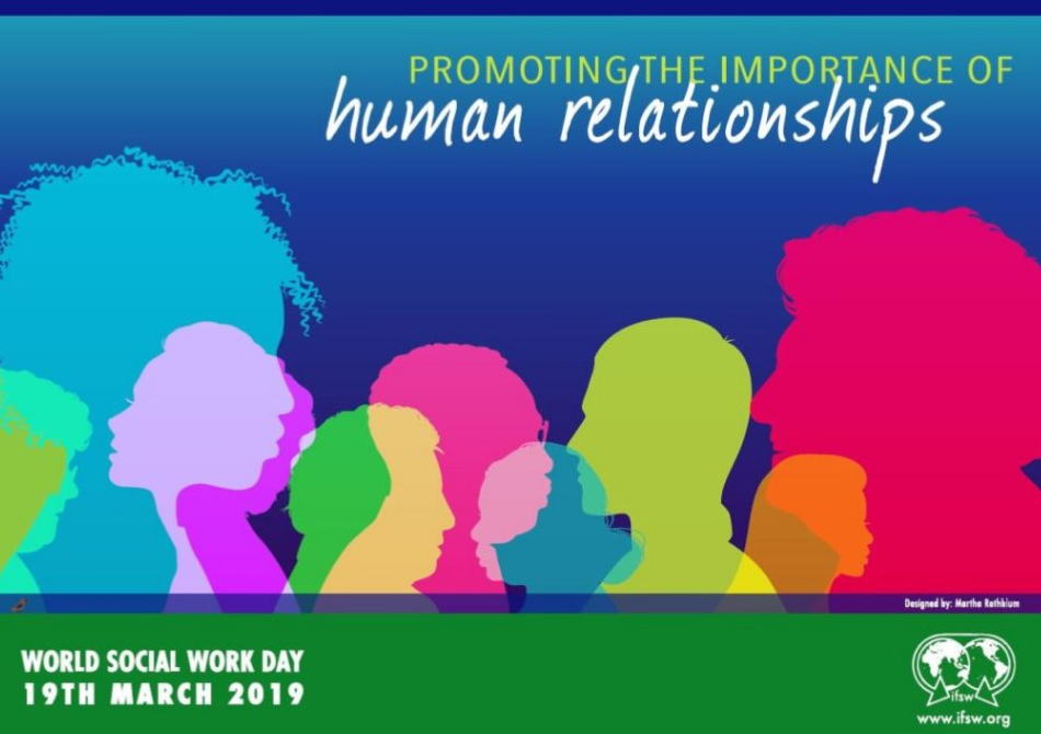 It's World Social Work Day today!