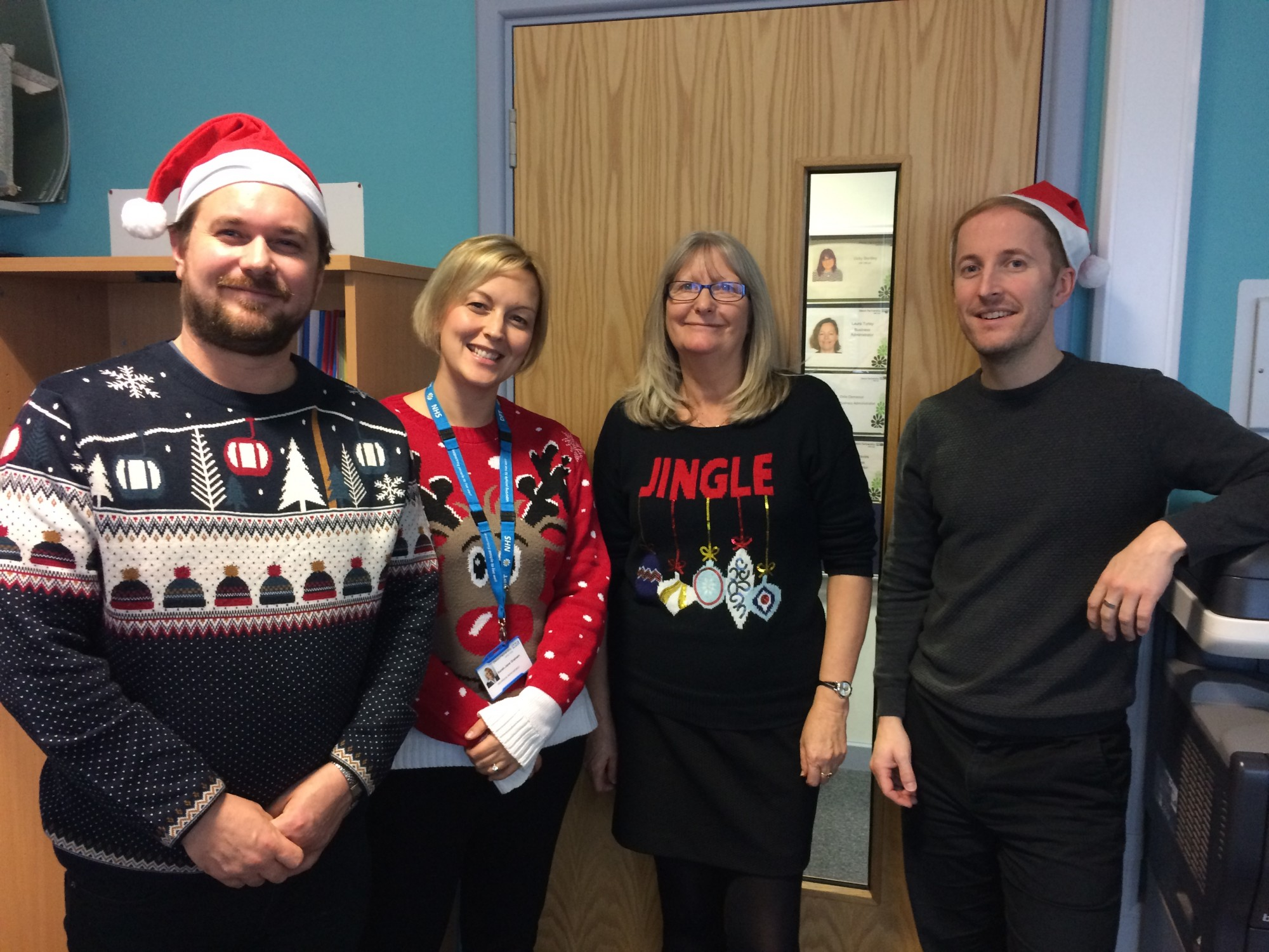 Jolly Christmas Clothing Thursday 2019