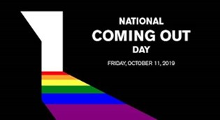 It's National Coming Out Day!