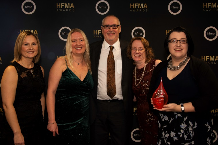 New Care Model Wins Innovation Accolade at Prestigious Industry Finance Awards