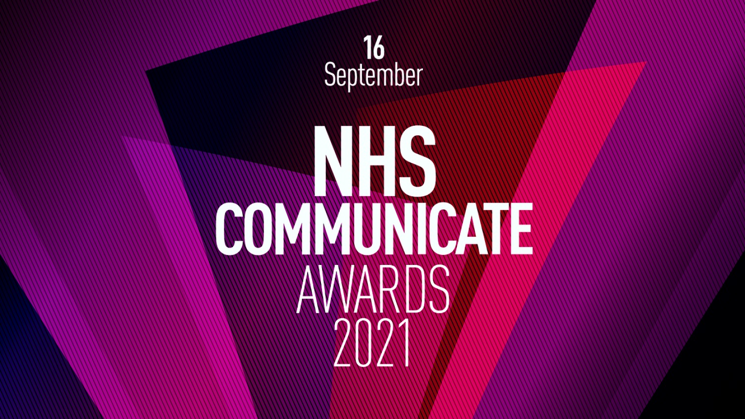 Staff win at the NHS Communicate 2021 Awards