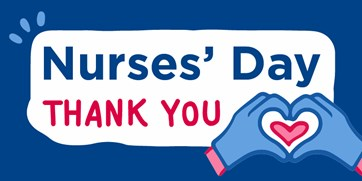 Join us and celebrate our nurses this Nurses' Day 2021