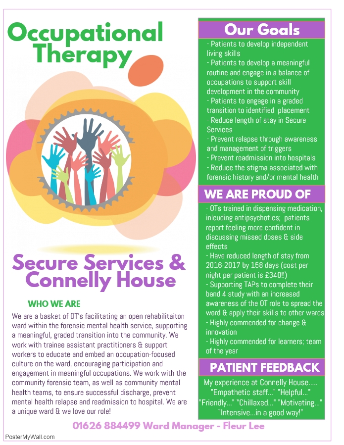 It's Occupational Therapy Week | DPT