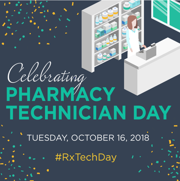 Thanks to all our Pharmacy Technicians!