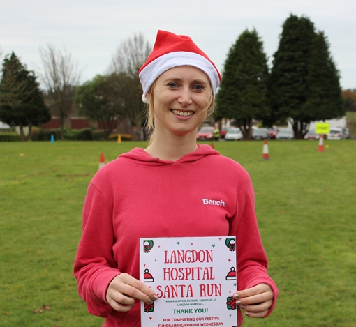 Virtual Langdon Santa Run 2020 - £5 for 5k
