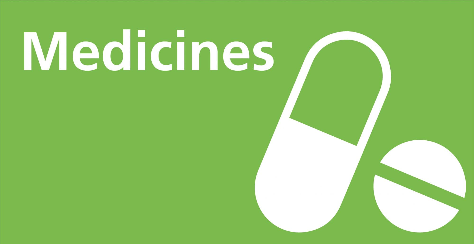 Medicines in mental health