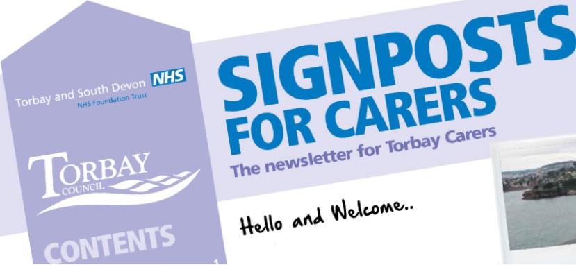 Torbay Carers Service logo